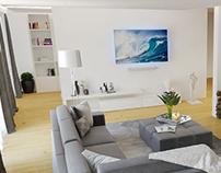 Open plan / Living room