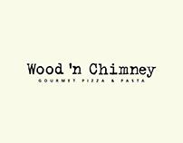 Drinks menu Wood'n Chimney