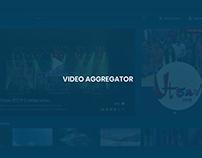 Video Aggregator - UX Case Study