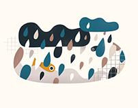 We will save the rain