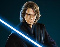 Star Wars Anakin Fan art