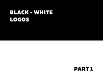 Black White logos part1