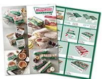 Krispy Kreme Sell Sheets