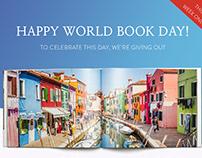 Happy World Book Day EDM