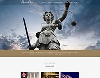 Burcin Oğuz Kurumsal Web Sayfası