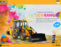 JCB holi Game