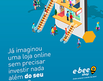 E-Bee Shop | Concept - Activation