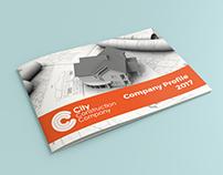 City Construction | Brand Identity