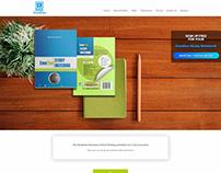 Launching page