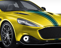 Aston Martin Rapide AMR 4our Elements