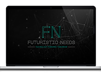 Futuristic Needs- Website