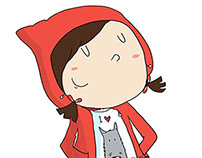 Caperucitas- Little red riding hood