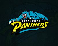 Kitchener Panthers - Rebrand