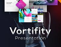Vortifity Creative Sport Presentation