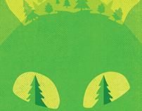 CATSKILL MOUNTAINS FILM FESTIVAL 2013: Poster+