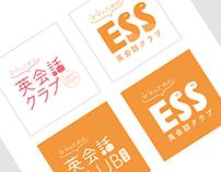 Japanese logo/type for English club
