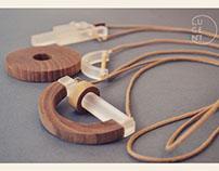 LUCENT necklaces