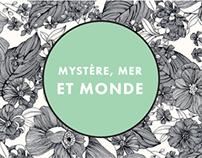 MISE EN PAGE | Mystère, mer et monde