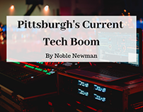 Pittsburgh's Current Tech Boom by Noble Newman
