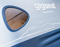 Gigseat, structural packaging