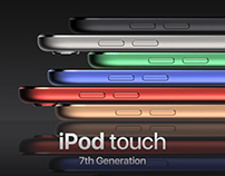 iPod touch 7th Generation Concept