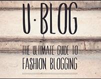 Bershka U-blog project