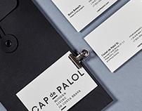 CAP DE PALOL branding