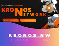 KronosNetwork - Minecraft