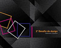 2º Desafio de design Odebrecht /Braskem (2014)