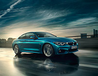 New BMW 4series Coupé, Grand Coupé & Convertible