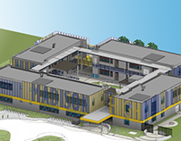 New High School Design (Currently under construction)