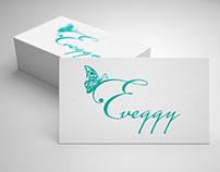 Eveggy logotype design