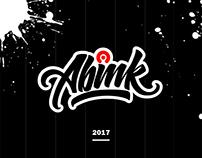 Abink | typelogo