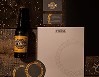 Cerveza Eterna - Branding and label