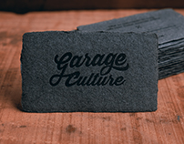 Business Card / Garage Culture