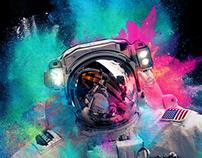 Rivals Astronaut - Creative Explosions