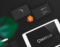 NEXTCOR - Brand Identity