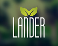 LANDER | Bebida vitaminada