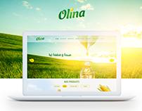 Olina - Website