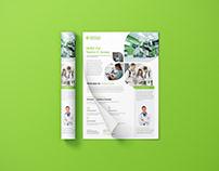 Professional Medical Flyer Design