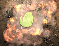 Logo Explosion