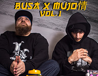 Busa x Mujo情 Vol​.​1 Cover photo