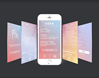 HERB App - Health Assistant