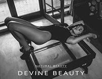 Devine Beauty for Flawed Magazine Oct' 16