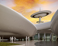 UFO Technology Research Center - Cairo, EG
