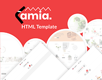 Lamia E-commerce Bootstrap 4 Template