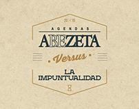 Rusconi - Agendas Abezeta VS Impuntualidad