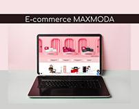 Ecommerce MAXMODA