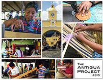 The Antigua Project Branding