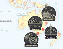 Monocle Magazine, 105 | Where to live well Top 25